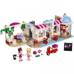 Cafeneaua cu briose din Heartlake LEGO Friends