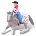 Figurina Calaret western, Jenny