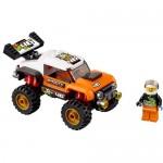 Camion de cascadorie LEGO City