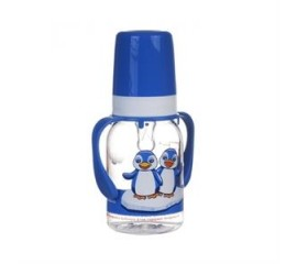 Canpol - Biberon 120 ml cu maner 11/824