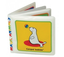Canpol- Carte de baie educativa cu culori schimbatoare 2/704