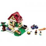 Casa 3 anotimpuri LEGO Creator