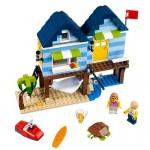 Casa de pe plaja LEGO Creator