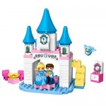 Castelul magic al Cenusaresei LEGO DUPLO