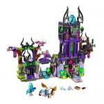 Castelul magic de umbre al Raganei LEGO Elves