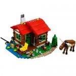 Casuta de pe malul lacului LEGO Creator