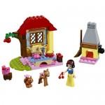 Casuta din padure a Albei ca Zapada LEGO Juniors