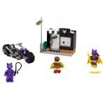 Catwoman™ si urmarirea in Catcycle LEGO Batman Movie