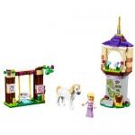 Cea mai frumoasa zi a lui Rapunzel LEGO Disney Princess