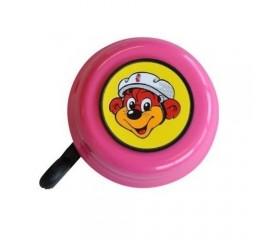 Claxon pentru bicicleta roz - Puky