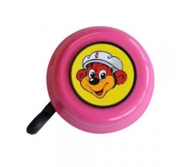 Claxon pentru tricicleta roz - Puky
