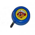 Claxon pentru tricicleta albastru - Puky