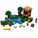 Coliba Vrajitoarei LEGO Minecraft