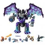 Colosul de piatra al distrugerii supreme LEGO Nexo Knights