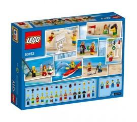 Comunitatea orasului - Distractie la plaja LEGO City