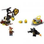 Confruntarea teribila cu Scarecrow™ LEGO Batman Movie