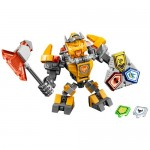 Costum de lupta - Axl LEGO Nexo Knights