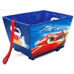 Cutie cu roti pentru depozitare jucarii Disney Cars