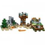 Cutie de crafting 2.0 LEGO Minecraft