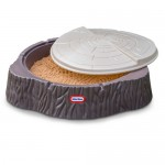 Cutie pentru nisip Trunchi Copac - Little Tikes