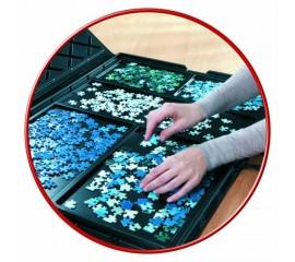 Cutie Pt. depozitat Puzzle-urile
