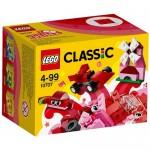 Cutie rosie de creativitate LEGO Classic