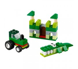 Cutie verde de creativitate LEGO Classic