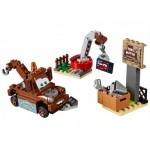 Depozitul de fier vechi al lui Bucsa LEGO Juniors
