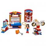 Dormitorul lui Wonder Woman™ LEGO DC Super Hero Girls