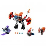 Dragonul aruncator de roboti al lui Macy LEGO Nexo Knights