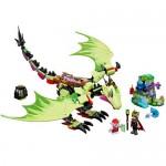 Dragonul malefic al regelui Goblin LEGO Elves