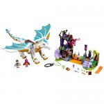 Eliberarea reginei dragon LEGO Elves