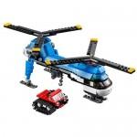 Elicopter cu rotor dublu LEGO Creator