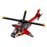 Elicopter de lupta LEGO Creator