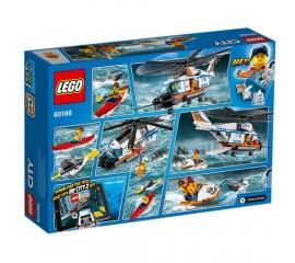 Elicopter de salvare pentru conditii grele LEGO City