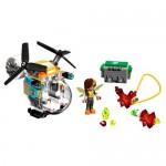 Elicopterul Bumblebee™ LEGO DC Super Hero Girls