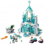 Elsa si Palatul ei magic de gheata LEGO Disney Princess