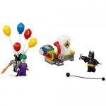 Evadarea lui Joker™ cu balonul LEGO Batman Movie