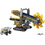 Excavator cu roata port cupe LEGO Technic