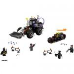 Excavatorul dublu al lui Two-Face™ LEGO Batman Movie