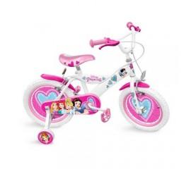 Bicicleta copii Disney Princess 16 inch