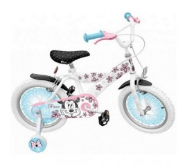Bicicleta copii Mash - Up Minnie Mouse 16 inch