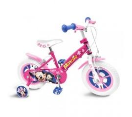Bicicleta copii Minnie Mouse 14 inch
