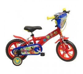 Bicicleta copii Denver Mickey Mouse 12 inch