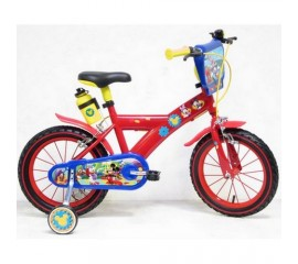 Bicicleta copii Denver Mickey Mouse 16 inch