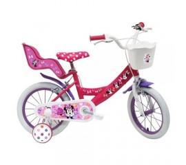 Bicicleta copii Denver Minnie Mouse 14 inch