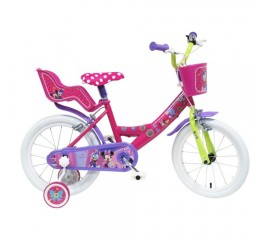 Bicicleta copii Denver Minnie Mouse 16 inch