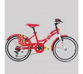 Bicicleta copii Denver Minnie Mouse 20 inch