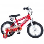 Bicicleta copii E&L Disney Cars 14 inch