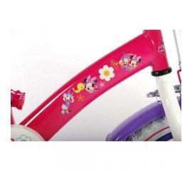 Bicicleta copii E&L Minnie Mouse 14 inch